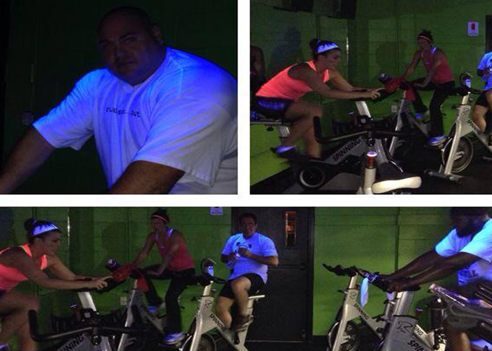 Check Out the New Spinning Room at TBWTC